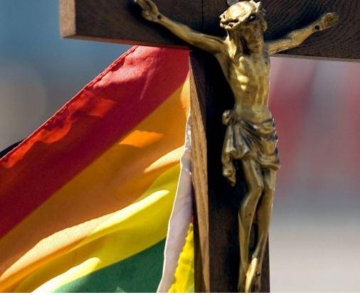 Die Kirche mag keine Schwulen. Naund?