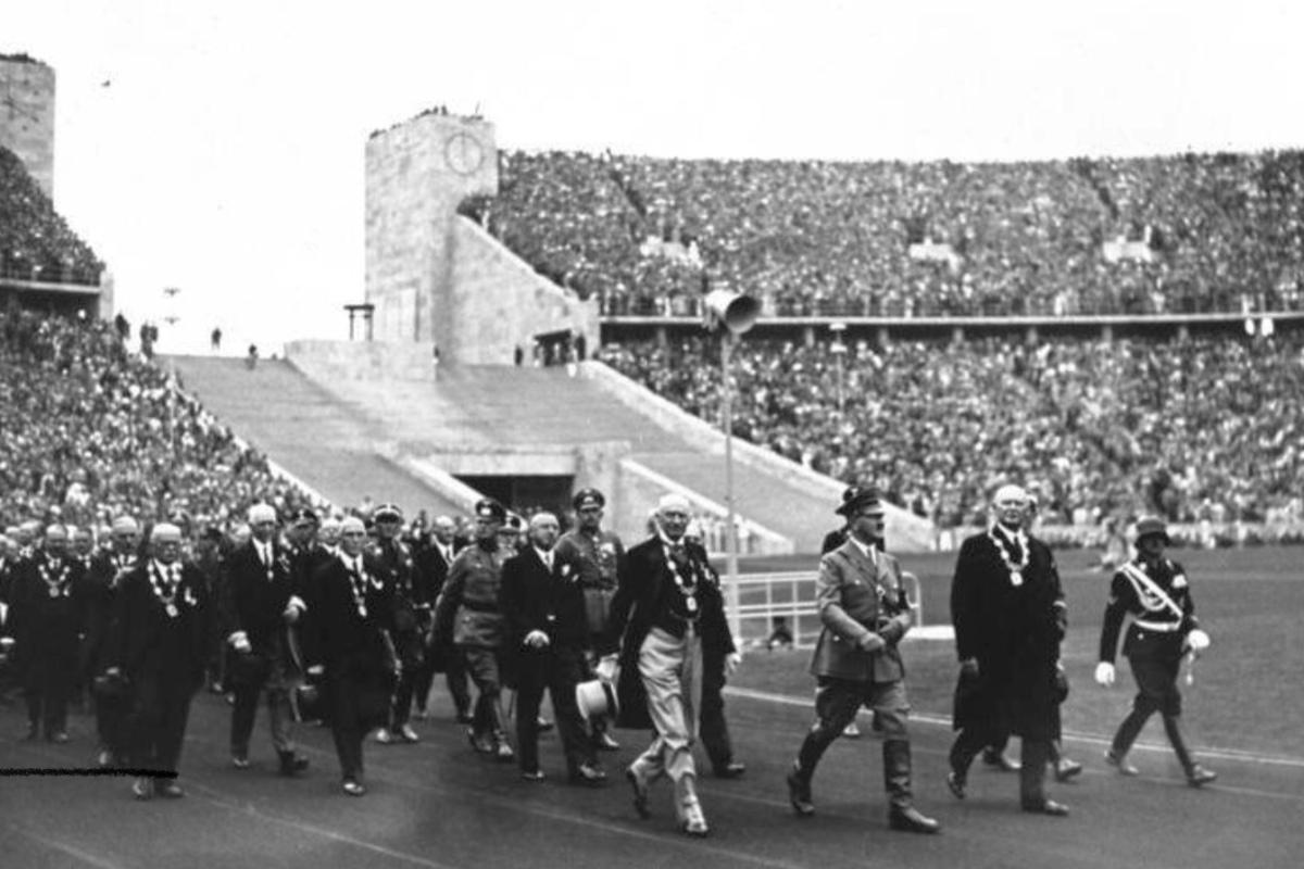 Nichts gelernt: Antisemitismus im BerlinerOlympiastadion